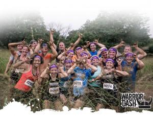 Warrior Dash Warriors